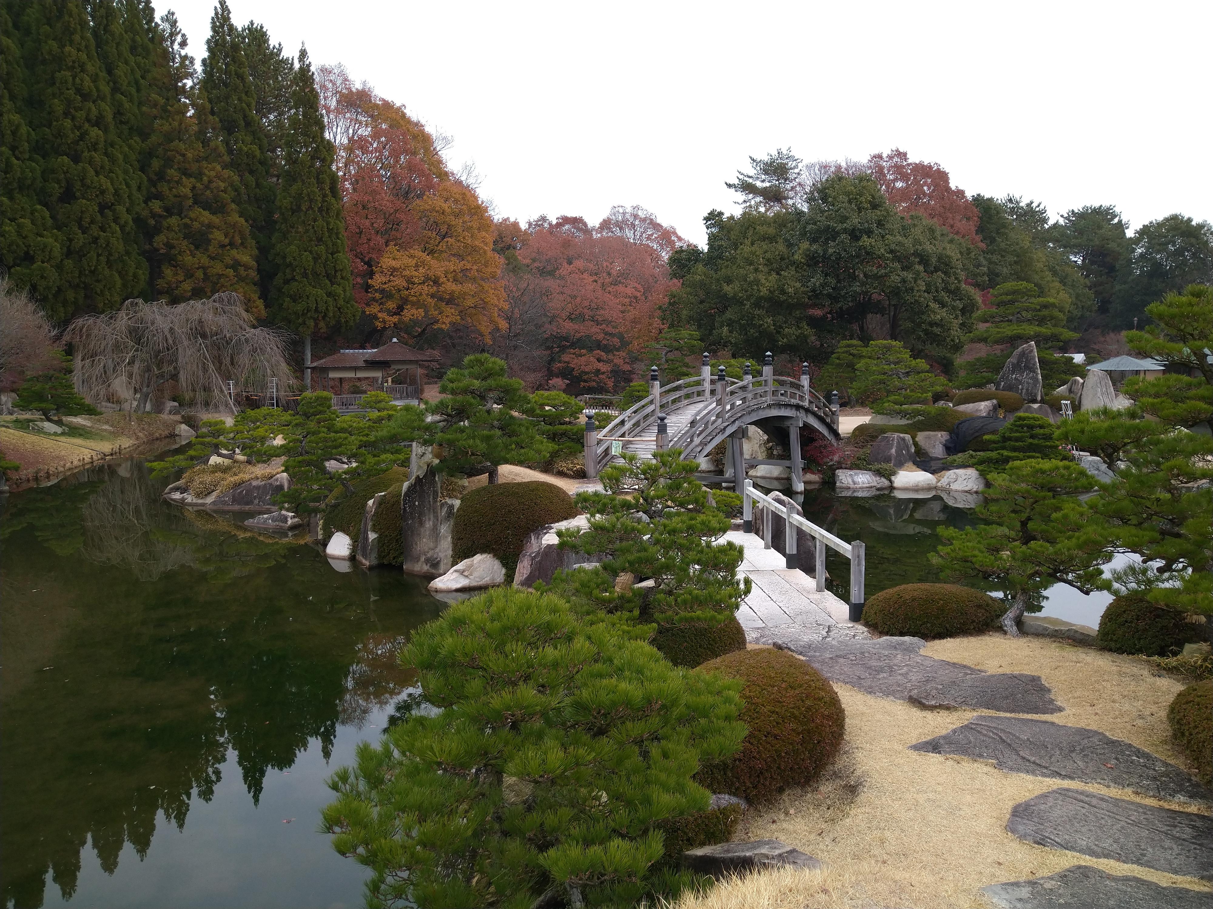 三景園の絶景③